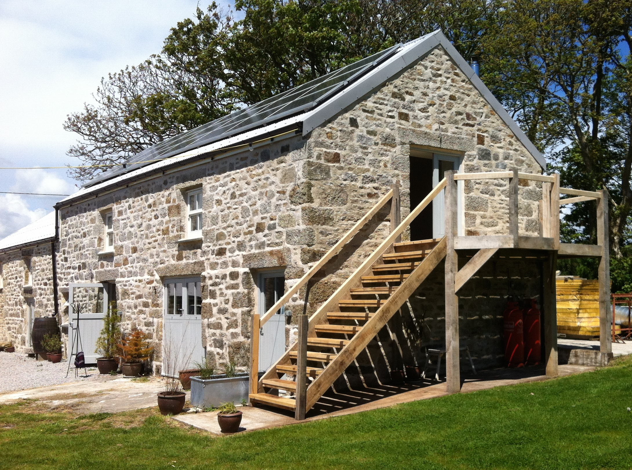 The Long Barn and Hayloft
