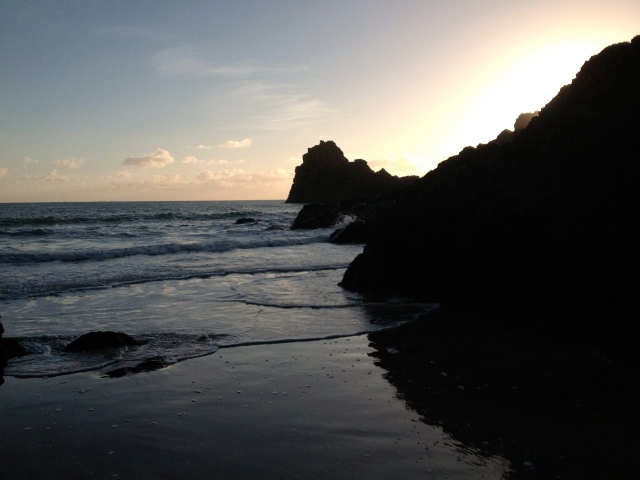 Sunset at Rinsey