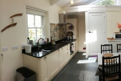 Wellhouse kitchen